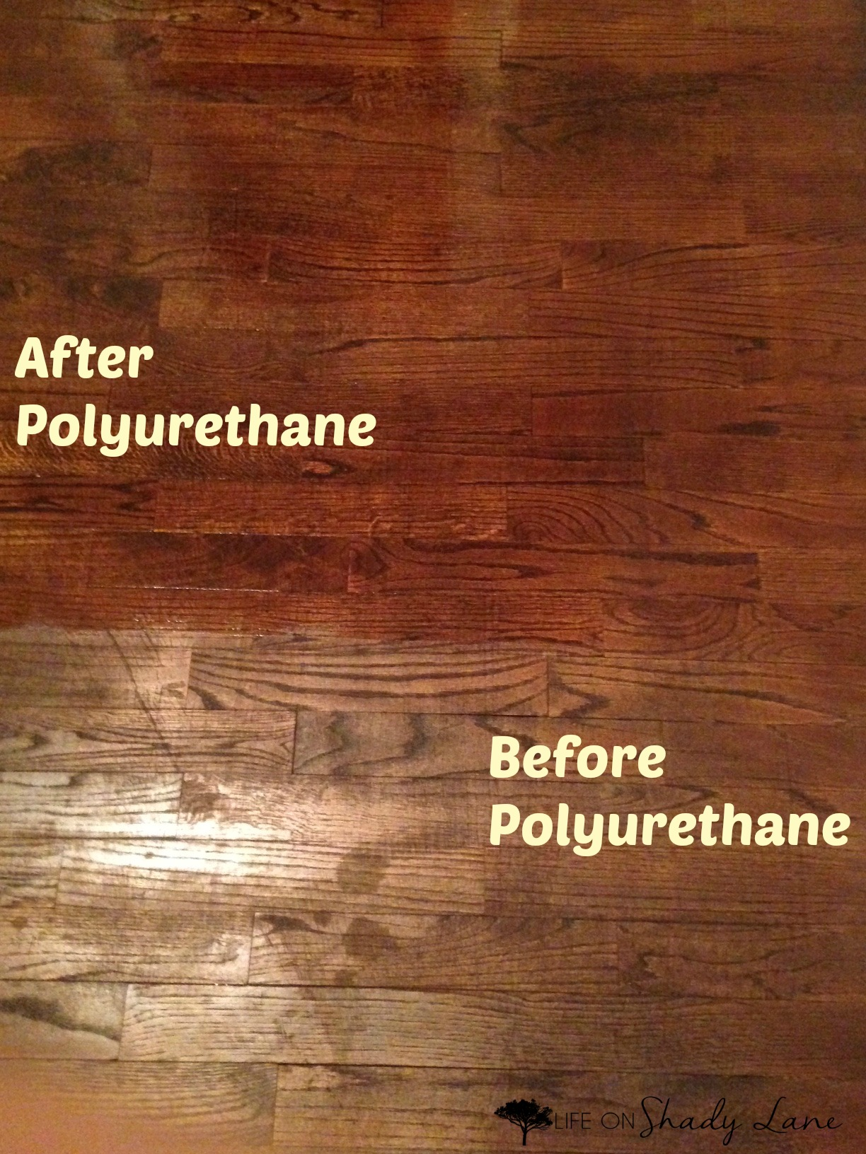 How To Refinish Hardwood Floors Part 2