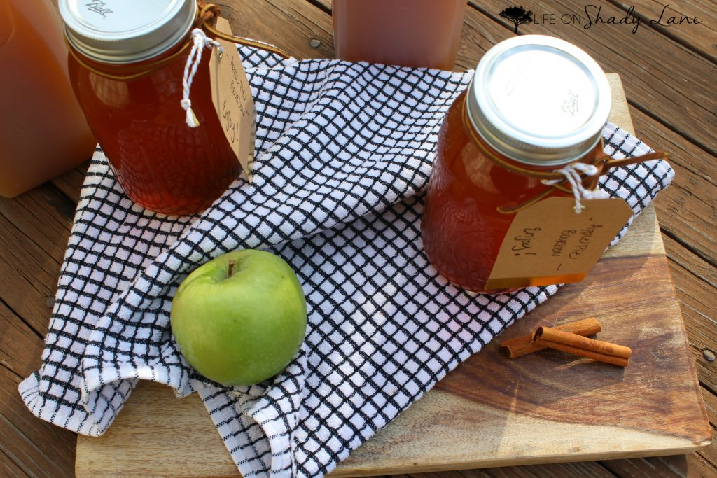 Apple Pie Bourbon