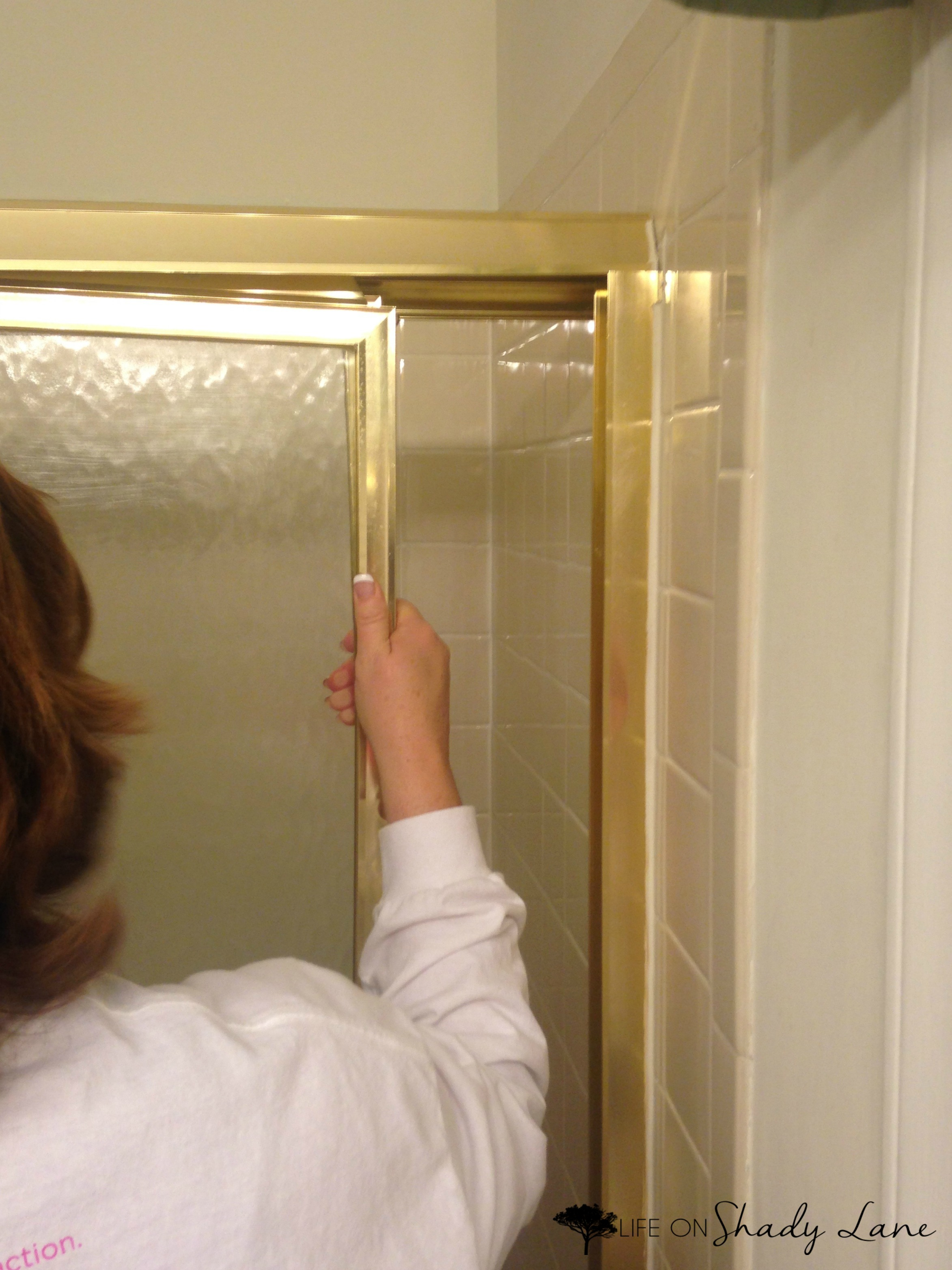 How To Remove Sliding Shower Doors