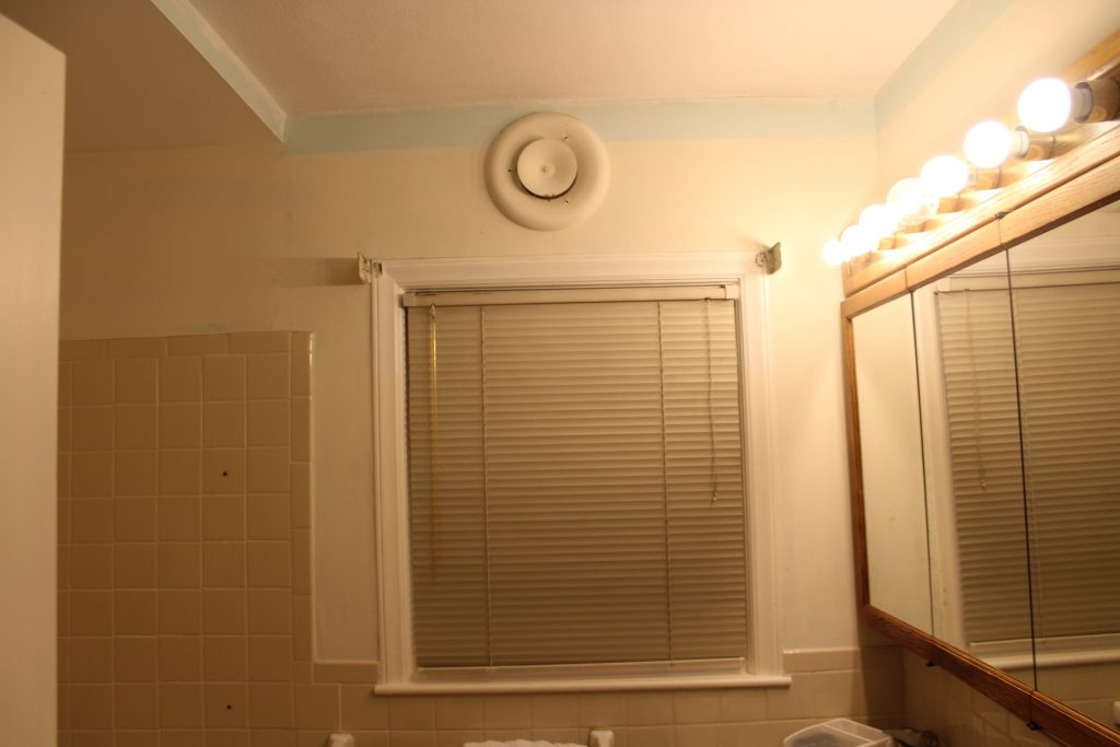 A Bathroom Makeover - Progress Update