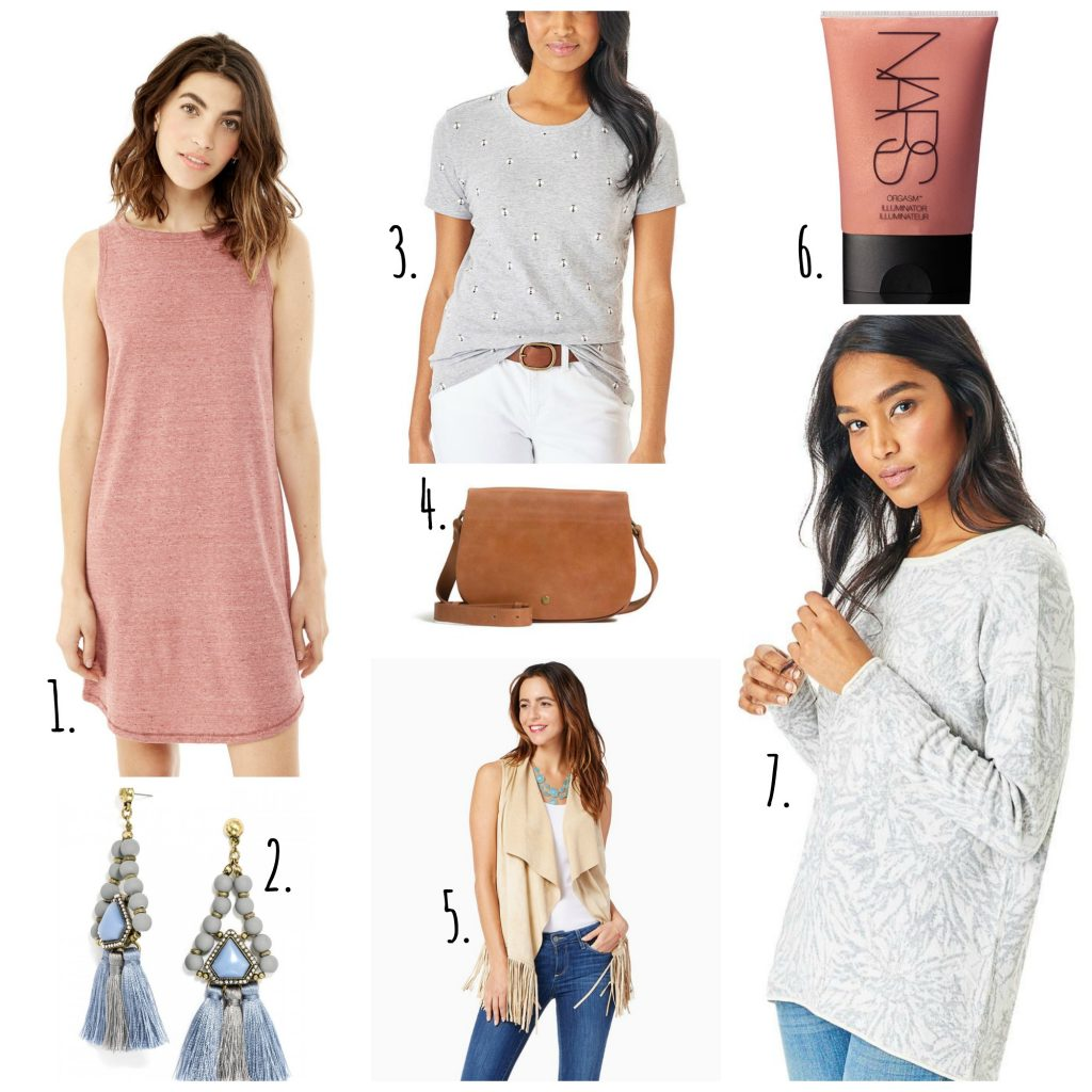 Spring Fashion Favorites | Kansas City life, home, and style blogger Megan Wilson shares some of her favorite spring fashion picks | Life on Shady Lane blog