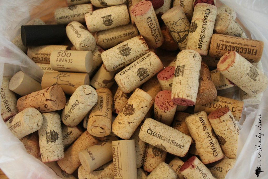 DIY Wine Cork Ball
