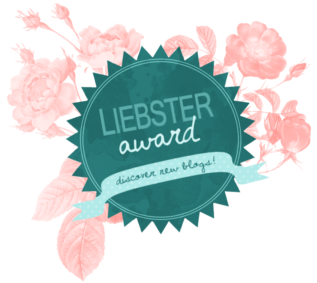 Liebster-Award-Nominee
