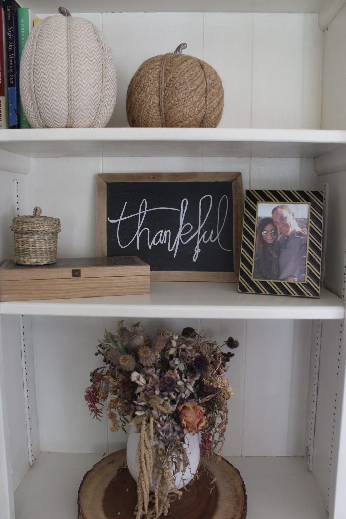 Fall Dining + Hearth Room via Life on Shady Lane blog