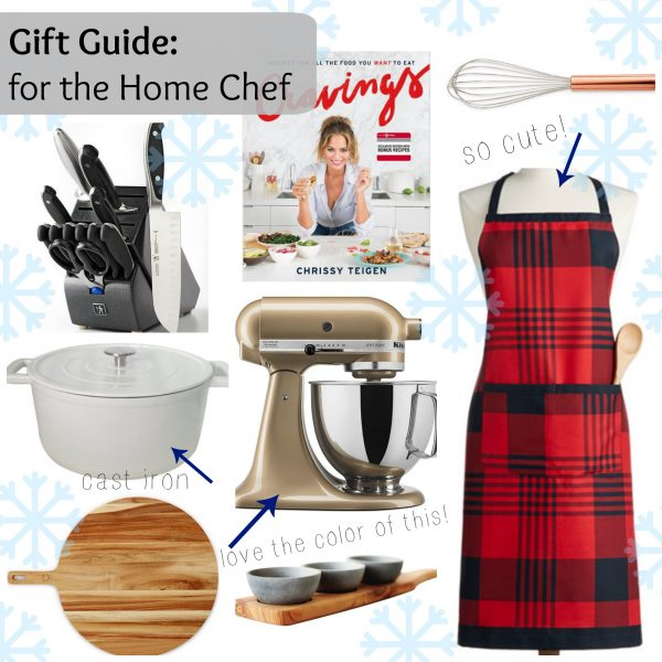 Gift Guide - for the Home Chef