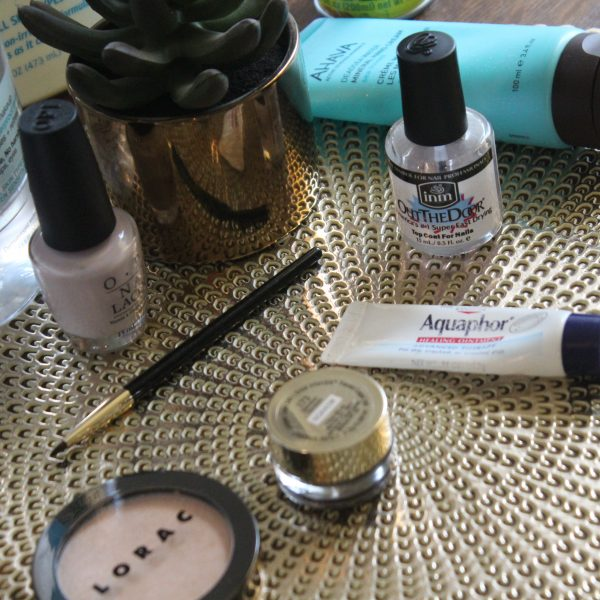 Favorite Beauty Basics via Life on Shady Lane blog