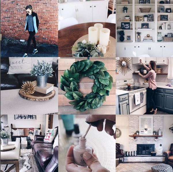 Sunday Instagram Roundup via Life on Shady Lane blog