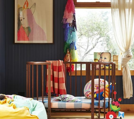 Toddler Bedroom Inspiration