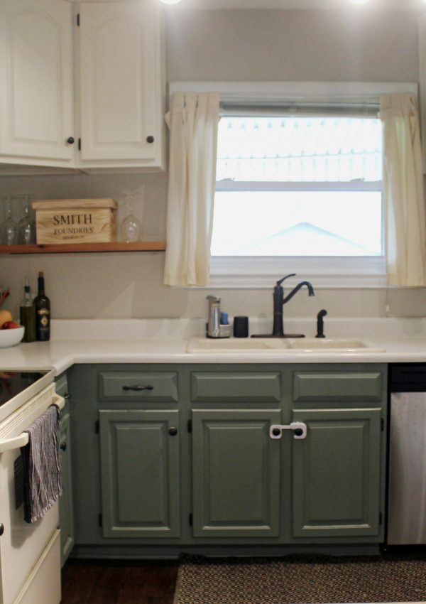 Then and Now: The Kitchen