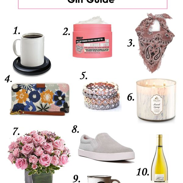 A Mother's Day Gift Guide for any special mom in your life