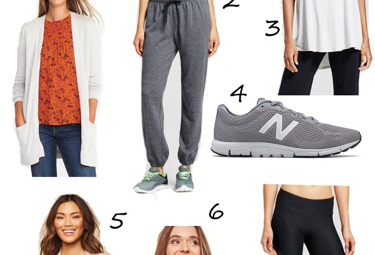 Must Haves for New Moms - Fall Basics