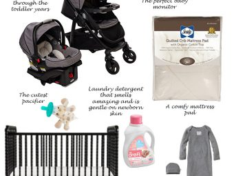 Tried and True Baby Gear Must Haves, Baby Gear Essentials