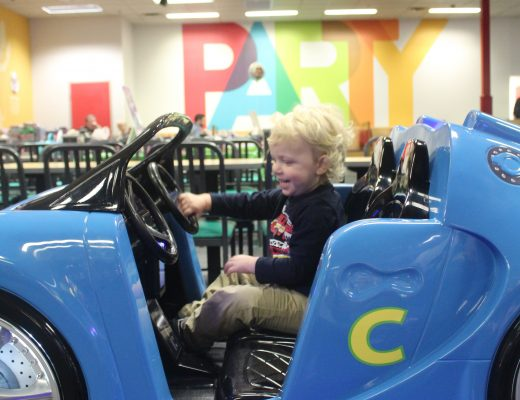 Chuck E. Cheese's: Where a Kid can be a Kid