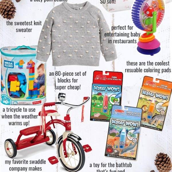 The ultimate Christmas gift guide for baby and toddler