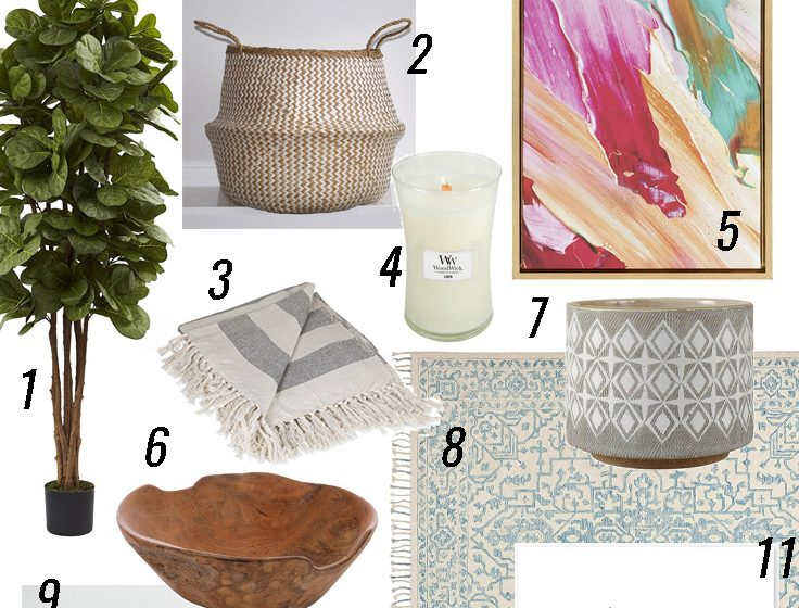 Spring and Summer Home Decor from Amazon