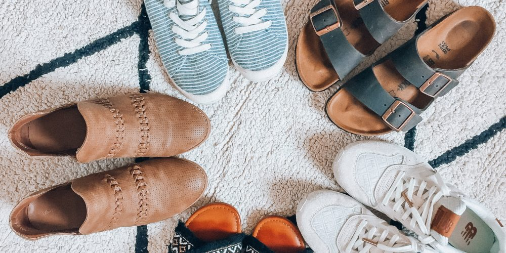 Top 5 Summer Shoes // The best affordable shoes to get you through Summer