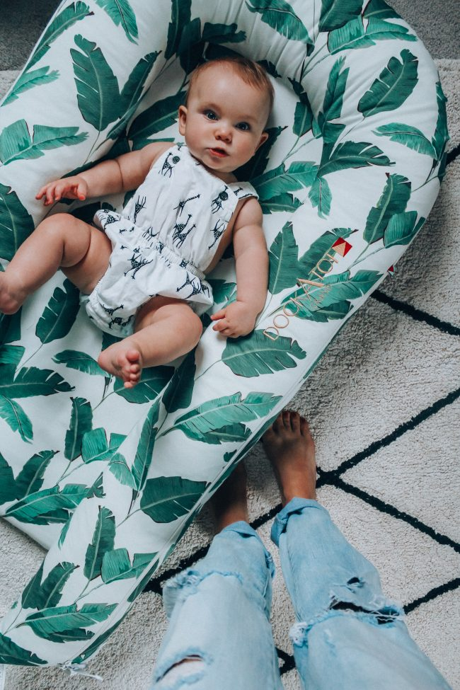 DockATot Grand Review: my thoughts on the lounger for older babies and toddlers