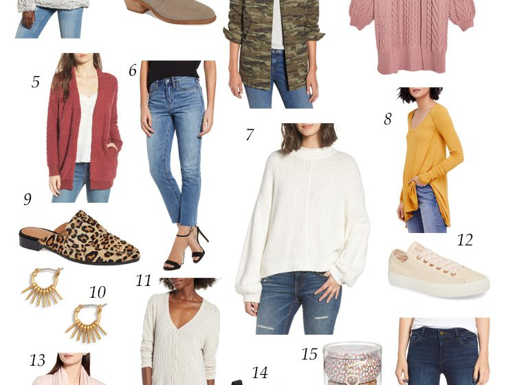 2018 Nordstrom Anniversary Sale Top Picks
