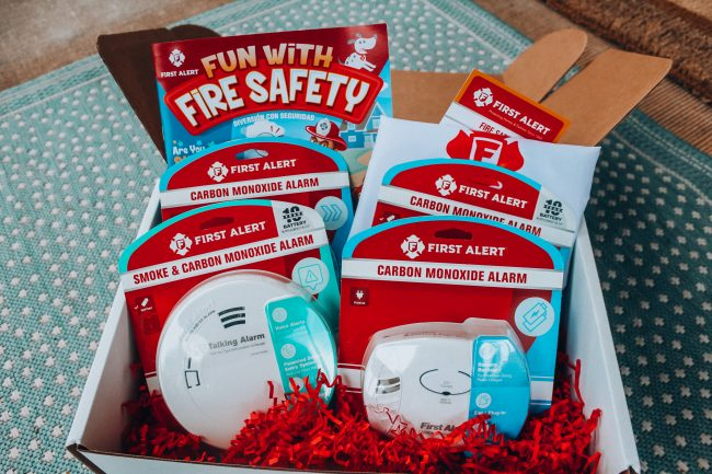 Carbon Monoxide Safety // Life on Shady Lane blog