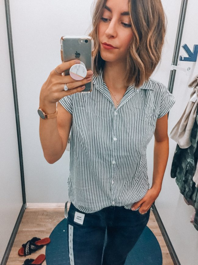 Old Navy Try-On // Life on Shady Lane blog