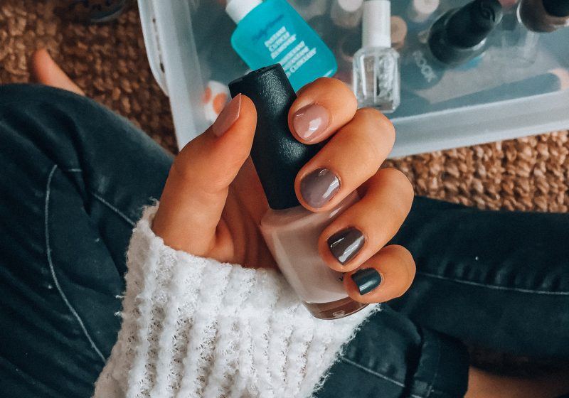 My Favorite Nail Polish Colors for Fall