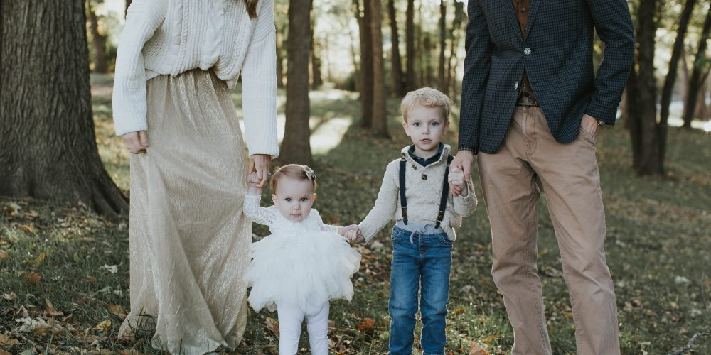 Holiday Family Photo Outfit Ideas