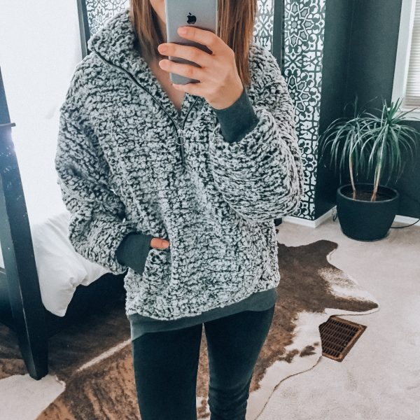 A roundup of the coziest teddy bear jackets and pullovers - perfect and on trend for Fall and Winter!