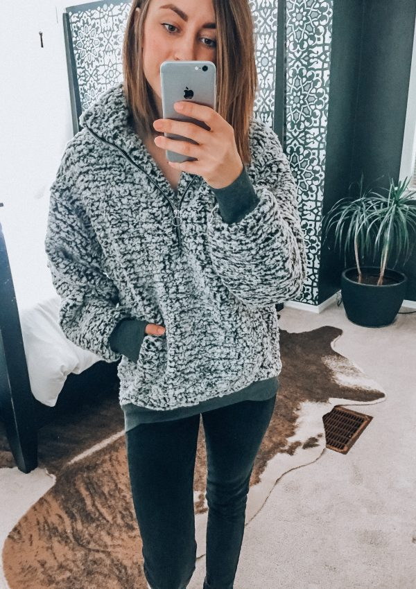 The Coziest Teddy Bear Jackets and Pullovers