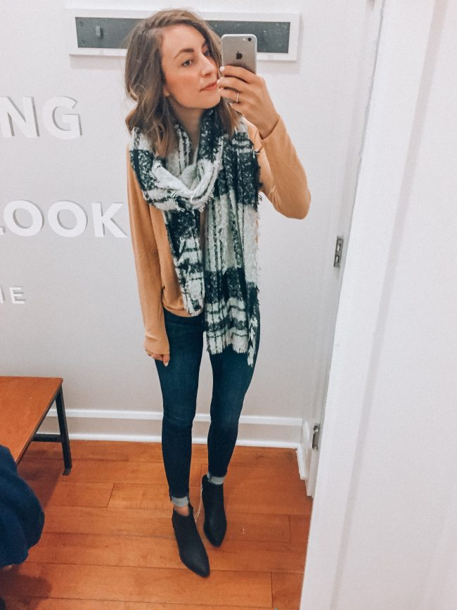 American Eagle Try On - Fall and Winter casual outfits