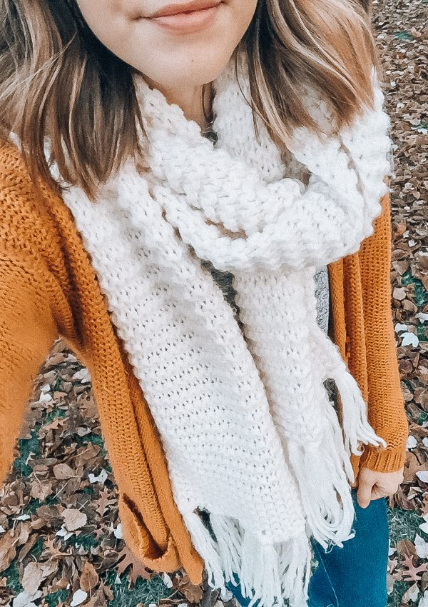My Favorite Scarves for Fall and Winter