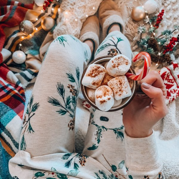 The best Christmas pajamas || Life on Shady Lane blog
