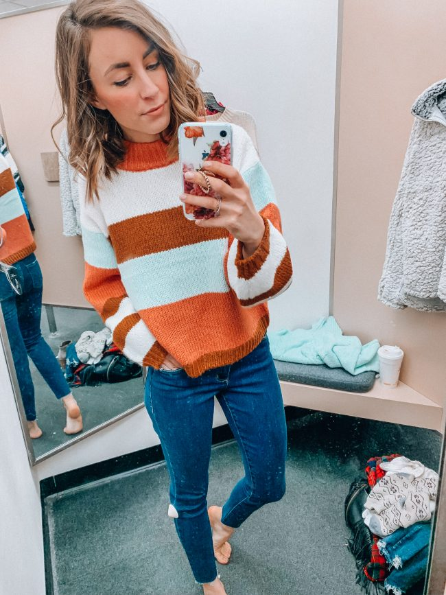 Nordstrom try-on January | Kansas City life, home, and style blogger Megan Wilson shares some of her top Nordstrom picks from January 2019 | #casualstyle #winterfashion