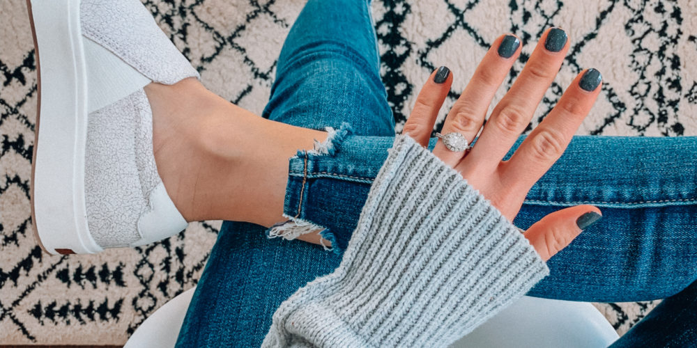 10 pairs of shoes you NEED in your closet for spring and summer | Kansas City life, home, and style blogger Megan Wilson shares spring and summer shoes - all from DSW! Sandals, mules, sneakers, and wedges - there's something for every outfit you have planned for spring and summer!