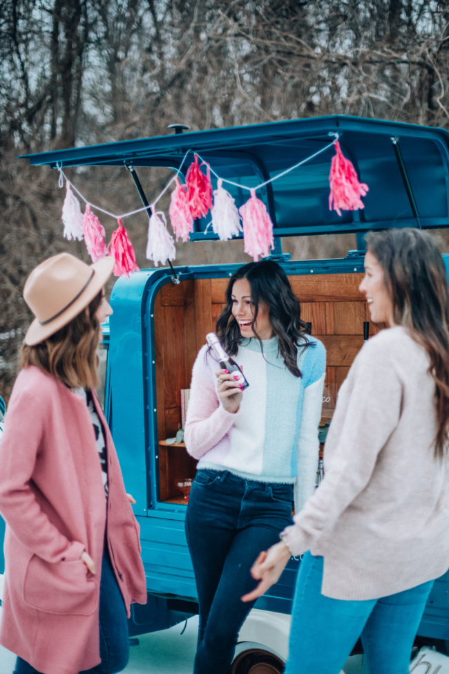 What is Galentine's Day? Here's what it is...and how to celebrate! | How to celebrate Galentine's Day | Kansas City life, home, and style blogger Megan Wilson shares ten ways to celebrate Galentine's Day!