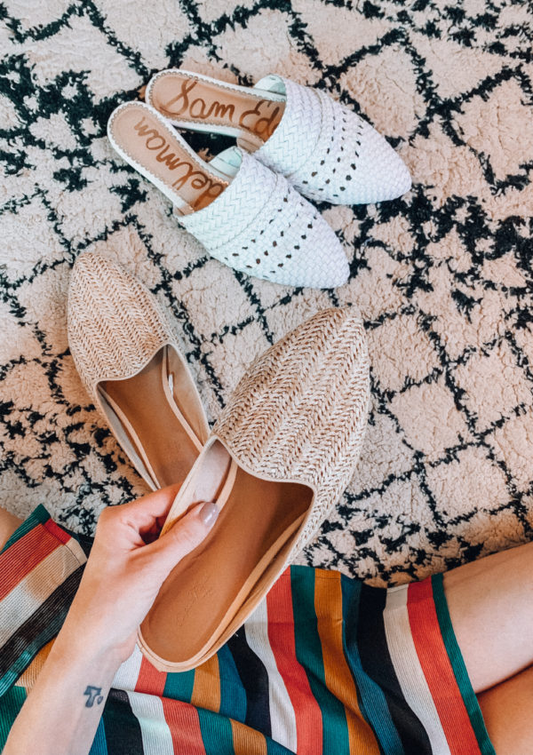 The Best Mules for Spring and Summer