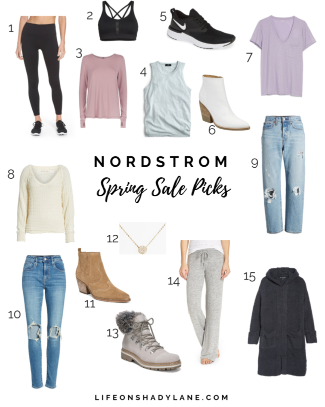 Nordstrom Spring Sale Picks || April 2019 || Kansas City life, home, and style blogger Megan Wilson shares her top picks from the Nordstrom Spring sale! || lifeonshadylane.com // @shadylaneblog on Instagram