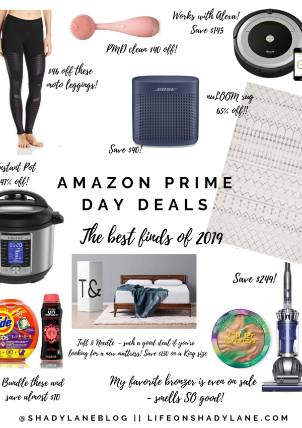 Amazon Prime Day deals + My favorite Amazon fashion finds