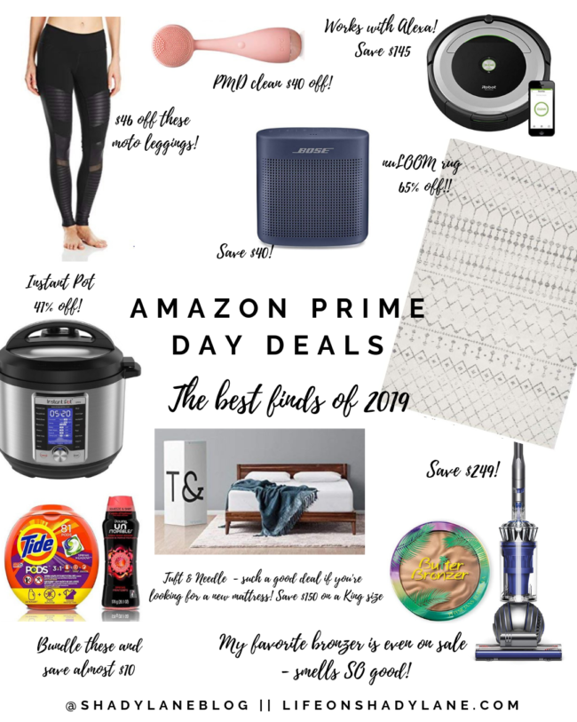 I've rounded up my top finds and best deals for Amazon Prime Day - SO many awesome sales! Happy shopping! // Kansas City life, home, and style blogger Megan Wilson shares her top Amazon Prime Day finds