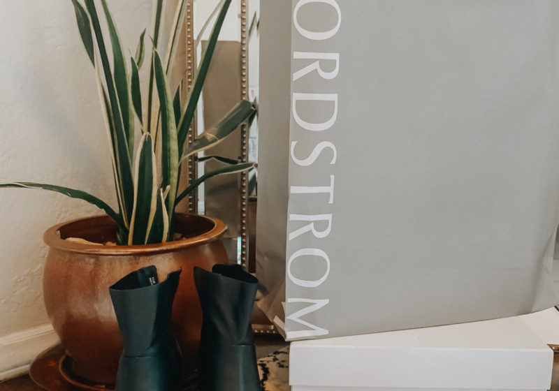 All the details you need to shop the Nordstrom Anniversary Sale 2019 - what it is, when you can shop, and some of my picks from the sale!