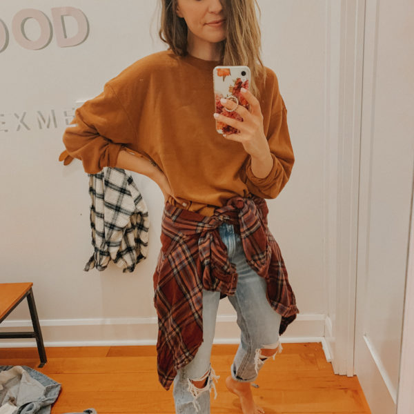 American Eagle Try-On   August