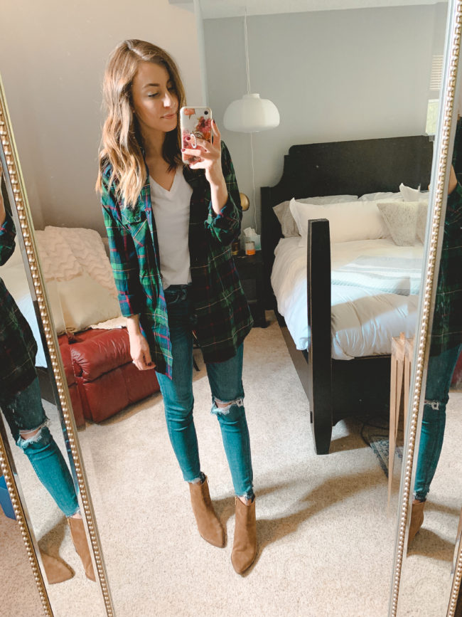 FALL Amazon Finds || affordable casual fall fashion || Kansas City life, home, and style blogger Megan Wilson shares her Amazon Finds - September | Affordable cute style that's fun and won't break the bank! #amazon #amazonfashion #amazonclothes #amazonfinds