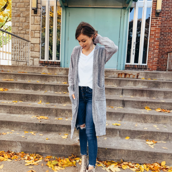 FALL Amazon Finds || affordable casual fall fashion || Kansas City life, home, and style blogger Megan Wilson shares her Amazon Finds - October | Affordable cute style that's fun and won't break the bank! #amazon #amazonfashion #amazonclothes #amazonfinds