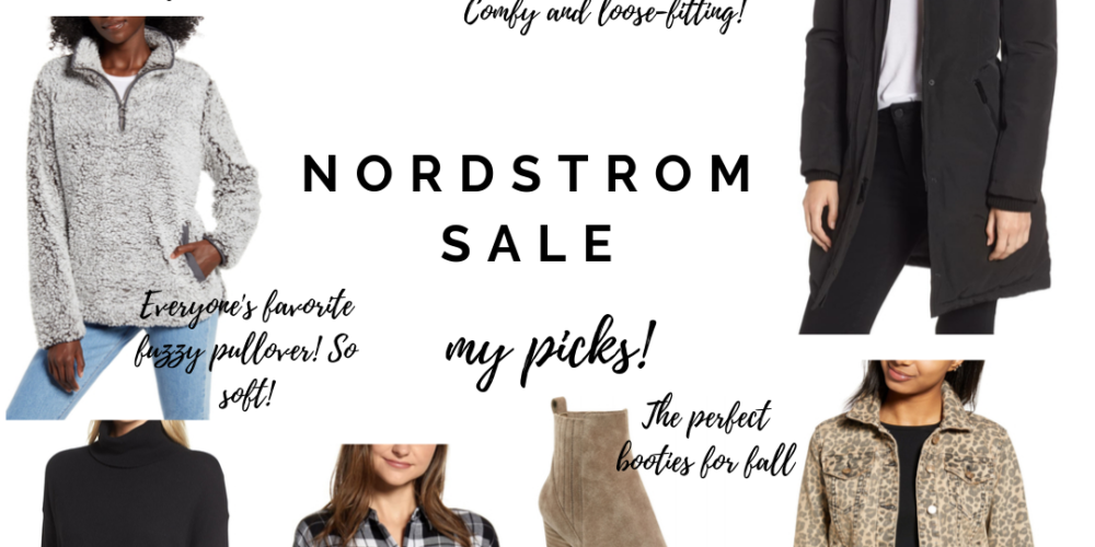 October Nordstrom sale // My top picks! Kansas City life, home, and style blogger Megan Wilson shares her top Nordstrom sale picks