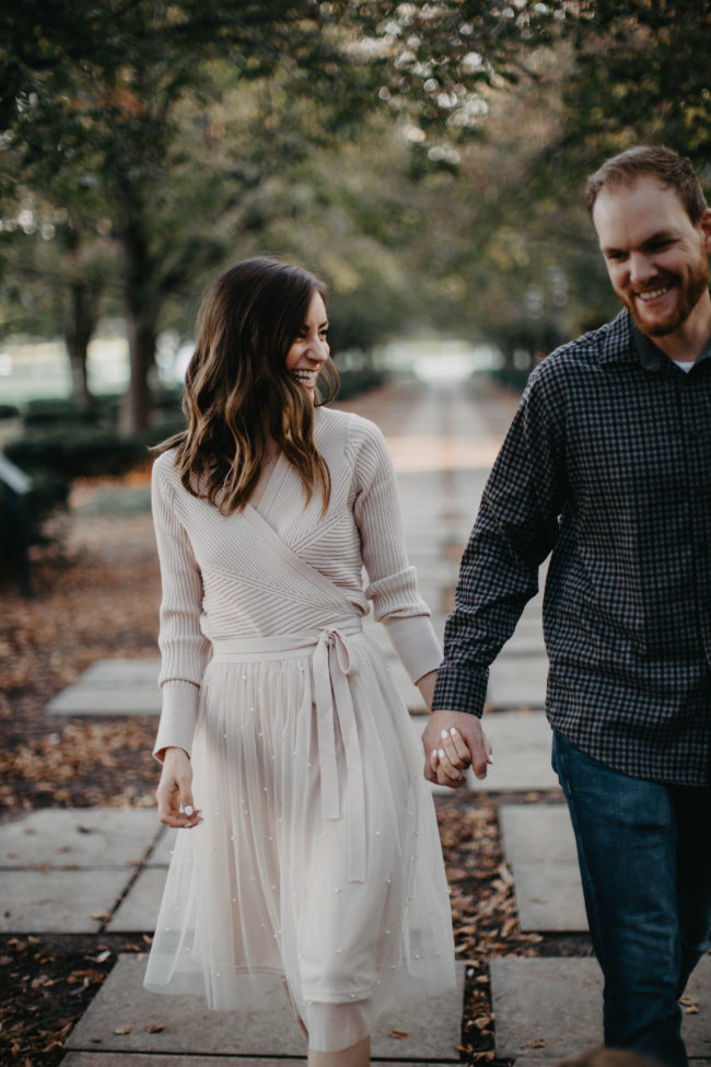 What to wear for fall and holiday family pictures   Plus, tips to ensure your photos turn out great, every time!   Kansas City life, home, and style blogger Megan Wilson shares outfit ideas for the whole family