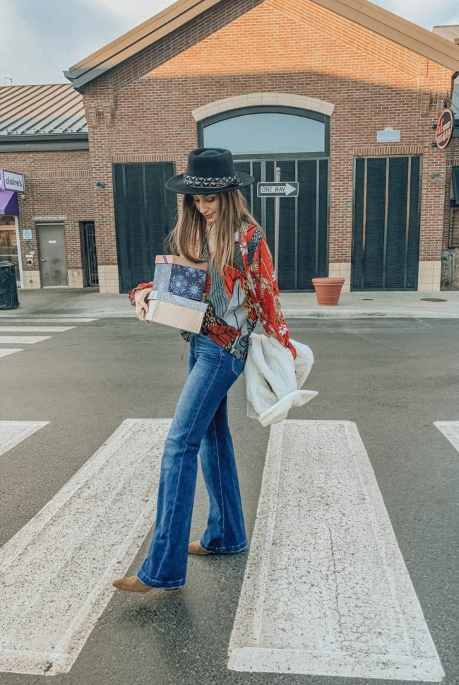 Holiday gifting with Anthropologie || A Christmas shopping guide to the best gifts || Kansas City life, home, and style blogger Megan Wilson shares her top picks