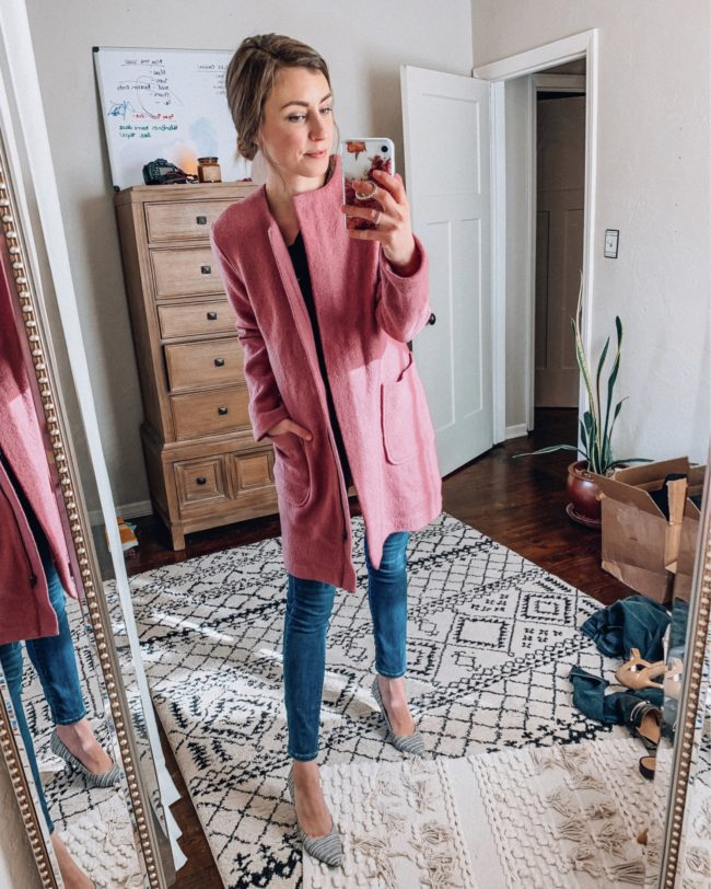 Valentine's Date Night Looks - Mix and match date night looks that are easy to put together and won't break the bank! | Life on Shady Lane blog