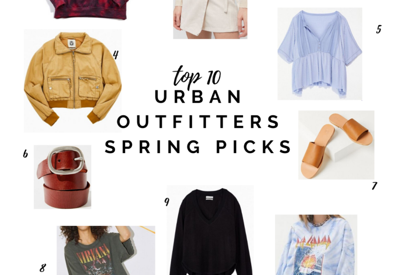 Urban Outfitters Spring Picks