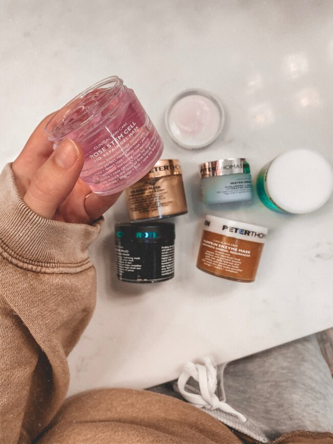 Sephora spring sale 2020 || Peter Thomas Roth face mask set - my all time FAVORITE! || Kansas City life, home, and style blogger Megan Wilson shares her personal favorites for the sale