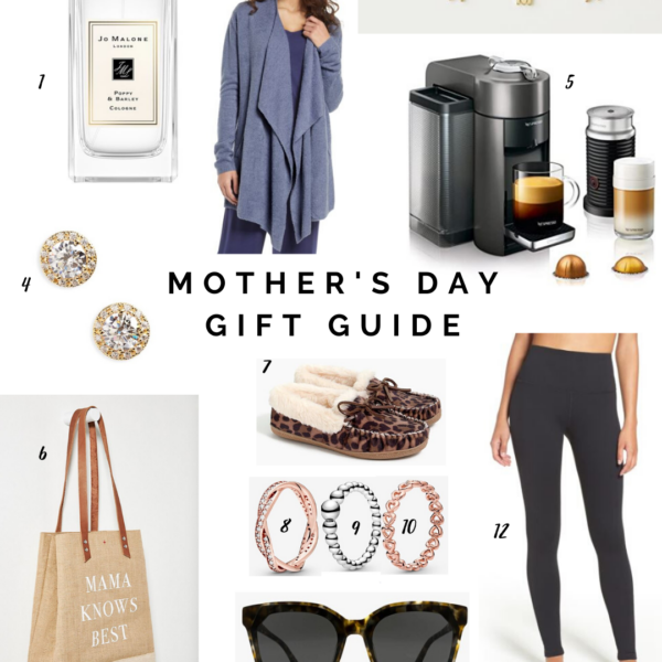 Mother's Day gifts at a variety of price points! Kansas City life home, and style blogger shares her Mother's Day gift guide // A gift guide for everyone on your list