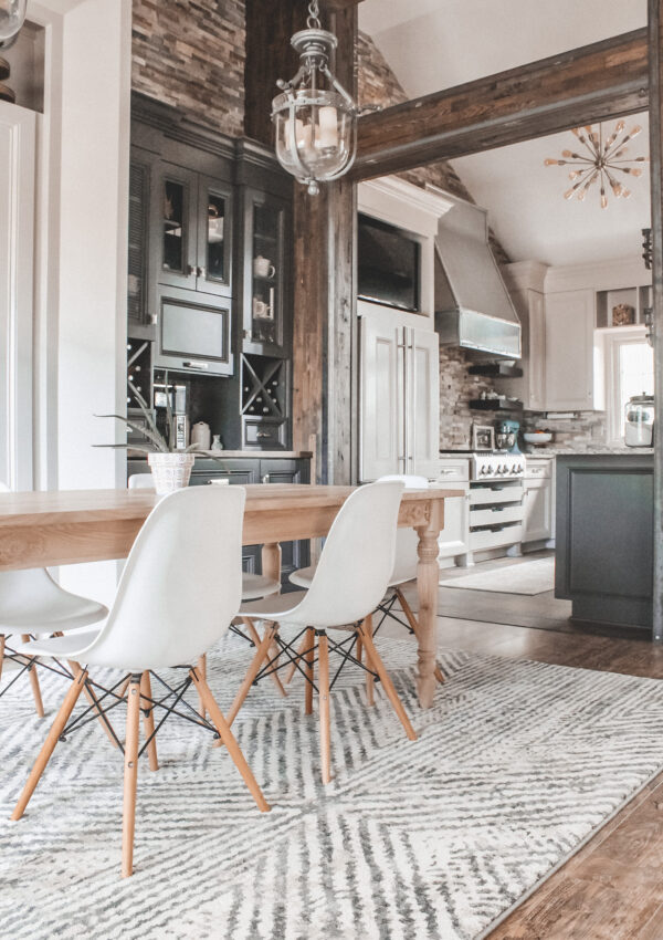 Home Tour: Dining Room Makeover